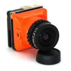 MohitEnterprises | Cmos 1500Tvl Mini Fpv Camera 2.1Mm Lens Pal / Ntsc With Osd | 1/3€
