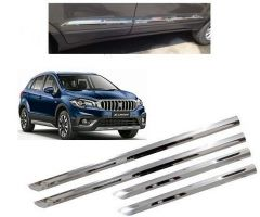 After Cars MS S Cross Car Steel Side Beading Set of 4