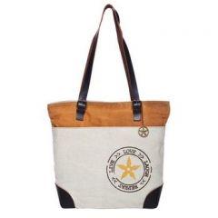 ASPENLEATHER Melange Tote Bag