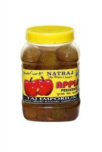 Natraj The Right Choice Homemade Taste Organic Herbal Apple Murabba