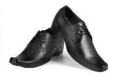 Bxxy Height Increasing Formal Lace-up Derby Shoe for Men