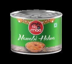 Big Maa Ready To Eat Indian Sweets Nawabi Halwa Good Taste (150 G) (Pack of 1)