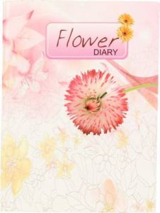 Toss Diary 2020 B5 Diary 165 Pages (Pink) (Pack OF 1)