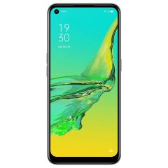Oppo A53 Smartphone (Fairy White, 6GB RAM, 128GB Storage) | Pack of 1