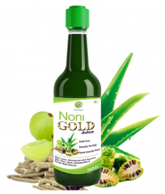 SnapOrganic Noni Gold Juice Health Drink to build a strong immune system (500 ml)