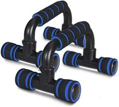 Push Up Bars Stand with Foam Grip Handle for Chest Press, Home Gym Fitness Exercise, Strength Training, Push Up Bar for Unisex (Pack of 1)