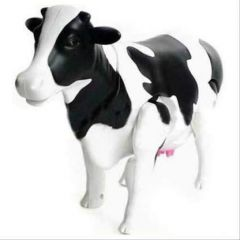Walking Cow Battery Operated Toy for Kids (Pack of 1)