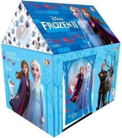 Frozen Play Tent House Light Weight Water Proof for Kids (Pack of 1)