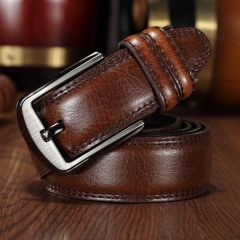 Winsome Deal Brown Artificial Leather Casual Belts Best For Men's