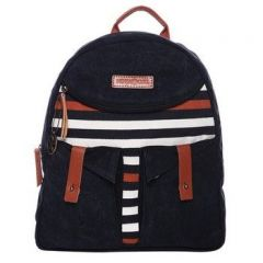 ASPENLEATHER Obsidian Casual Backpack