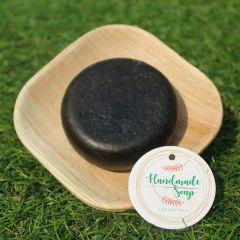 100% Phthalate-Free Natural Handmade Neem & Tulsi Organic Soap (Pack of 1)