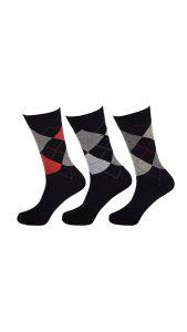 Perfumed Odourless Formal Men's Socks Pack of 5