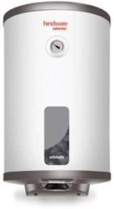 Hindware Cristallo 15 Litres Copper Sheated Heating Element Geyser