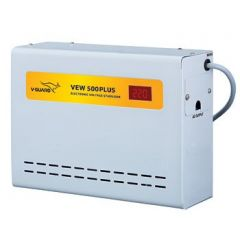 V-Guard VEW 500 Plus Voltage Stabilizer (Grey) (Pack of 1)