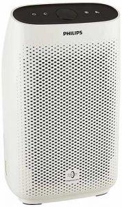 Philips 1000 Series NightSense AC1211/20 50-Watt Room Air Purifier (White) (Pack of 1)