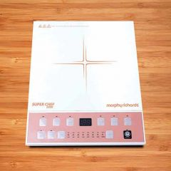 Morphy Richards Super Chef 2000 Watts Induction Cooker with 7 Auto Cook Menus