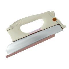 Maharaja Whiteline Plastic Classico Deluxe Di-107 1000-Watt Dry Iron (White) (Pack of 1)