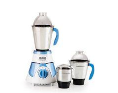 Usha 600-Watt Imprezza Mixer Grinder with 3 Multipurpose Jars