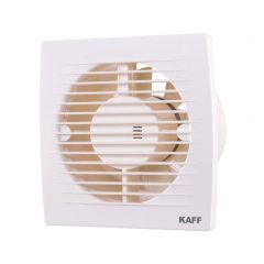 KAFF Exhaust Fan Series B6-1 150 MM with RPM- 2100 (White) (Pack of 1)
