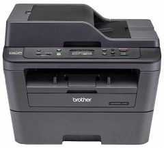 Brother DCP-L2541DW Multi-Function Monochrome Laser Printer with Wi-Fi, Network & Auto Duplex Printing (Black)