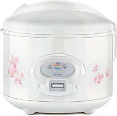 Bajaj Majesty New RCX21 DLX 550-Watt Deluxe Multifunction Cooker
