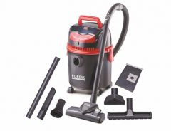 Eureka Forbes Trendy Wet and Dry DX1150-Watt Powerful Suction and Blower Function Vacuum Cleaner (Black and Red)