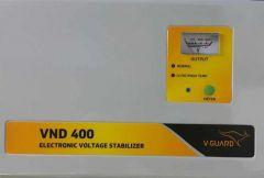 V-Guard 150V-285V VND400 Voltage Stabilizer for 1.5 Ton AC (Pack of 1)