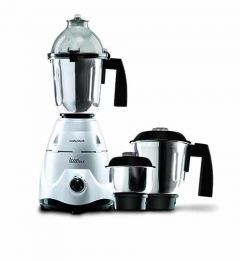 Morphy Richards Icon DLX 750-Watt Mixer Grinder with Stainless Steel 3 Jars (Pack of 1)