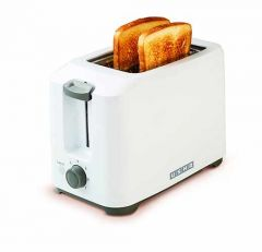 Usha 3720 700-Watt 2-Slice Pop-up Toaster with Shock-Proof Body Kitchen Essential (Pack of 1)