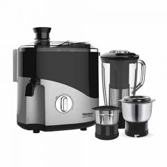 Maharaja Whiteline Odacio Plus JX1-157 550 Watt Juicer Mixer Grinder with Up to 30 Minutes of Continuous Operation