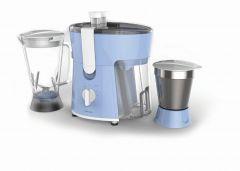 Philips Amaze HL7575/00 600-Watt Juicer Mixer Grinder with Multipurpose Blades and 2 Versatile Jars