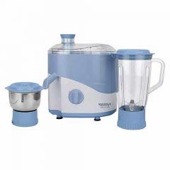 Maharaja Whiteline Jmg Odacio 500-Watt Juicer Mixer Grinder with 2 Versatile Jars