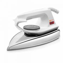 Orient Electric Fabriease DIFE10WM 1000W Dry Iron (White) (Pack of 1)