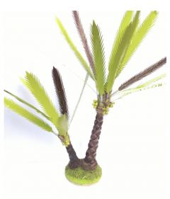 Simonart and Printing High-Quality Artificial Palm Tree Wood (Multi-Color) (Pack of 1)