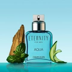 Mens Perfume Eternity Aqua By Kalvin (Pack of 100 ML)