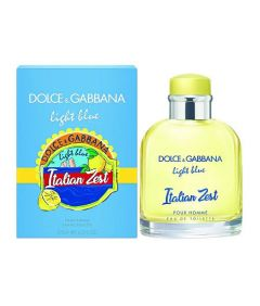 Women's Perfume Italian Zest By Dolce & Gabbana (Pack of 125 ML)