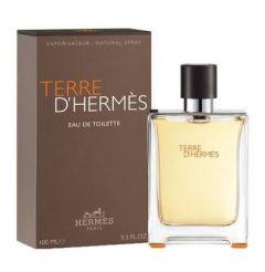 Men's Perfume TERRE D'HERMES By Hermes Paris (Pack of 100 ML)