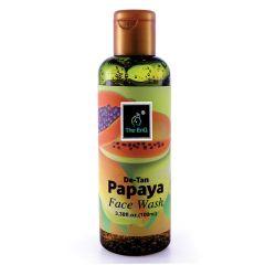 The EnQ De -Tan Papaya Face Wash (100ml)