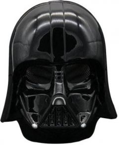 PTCMART Party Costume Star War Face Mask, Party Mask  (Black, Pack of 1)
