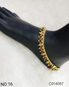 Womens Designer Anklets Ethnic Wedding Fashion Jewelry