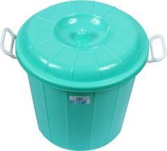 Mayra Plast PLastic Drum 3100 431L Drum (Green) (Pack of 1)