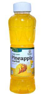 Natraj The Right Choice Pineapple Sharbat Syrup, 750 ml