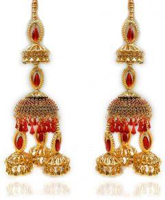 Priya Kangan Wedding Wear Punabi Kalire/kalere/Kaleera/Kalera/Bridal Hand Hanging/kaleera for Brides/Girls/Women