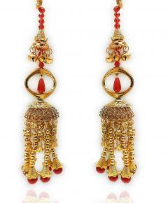 Priya Kangan Wedding Wear Punabi Kalire/kalere/Kaleera-1/Kalera/Bridal Hand Hanging/kaleera for Brides/Girls/Women