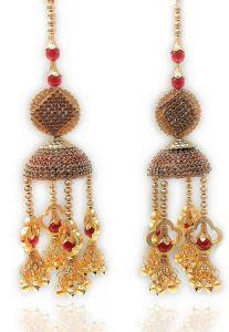 Priya Kangan Wedding Wear Punjabi Kalire/kalere/Kaleera-6/Kalera/Bridal Hand Hanging/kaleera for Brides/Girls/Women