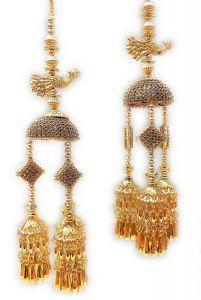 Priya Kangan Wedding Wear Punjabi Kalire/kalere/Kaleera-7/Kalera/Bridal Hand Hanging/kaleera for Brides/Girls/Women