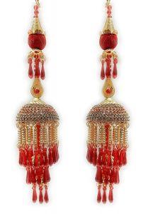 Priya Kangan Wedding Wear Punjabi Kalire/kalere/Kaleera-35/Kalera/Bridal Hand Hanging/kaleera for Brides/Girls/Women