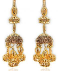 Priya Kangan Wedding Wear Punjabi Kalire/kalere/Kaleera-3/Kalera/Bridal Hand Hanging/kaleera for Brides/Girls/Women