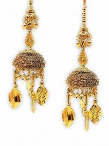 Priya Kangan Wedding Wear Punjabi Kalire, Bridal Hand Hanging for Brides, Girls & Women