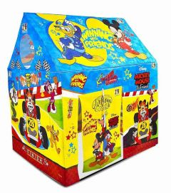 Kids Mickey Mouse Printed Playhouse Tent For Indoor & Outdoor (Pack Of 1)